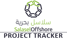 Salasel Offshore - Project Tracker